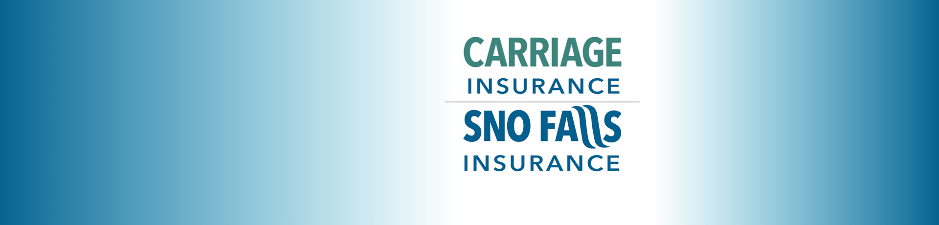 Carriage Insurance Agency has partnered with Sno Fall Insurance to bring you full-service protection, financial expertise, and a breadth of products and services that are unmatched in Snoqualmie Valley.