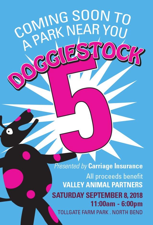 doggiestock 5 STD postcard front