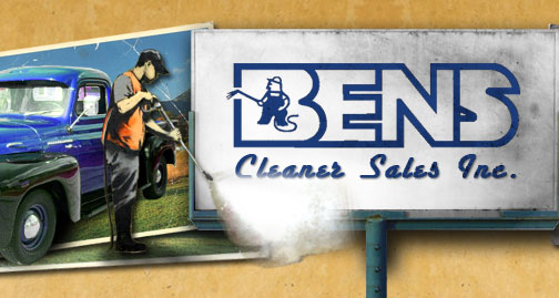 Bens Cleaners logo