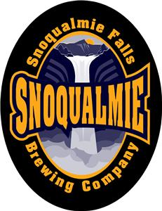 Snoqualmie Falls Logo Black Background   High Res 2