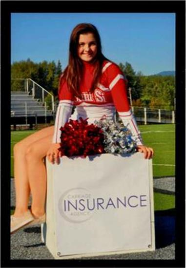 Avery Cheerleader photo