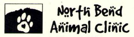North Bend Animal Clinic logo