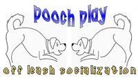 Pooch play logo